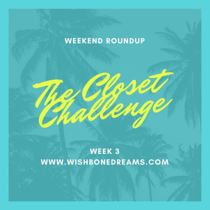Weekend Roundup wk 3