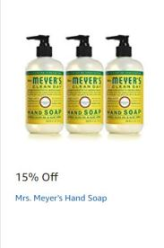 meyers handsoap